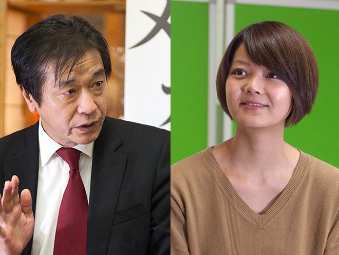 毎日新聞社 健康医療・環境本部長 斗ヶ沢秀俊様